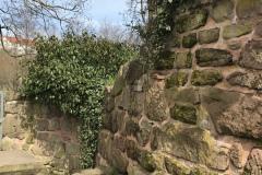 Lieblingsort-Mauer